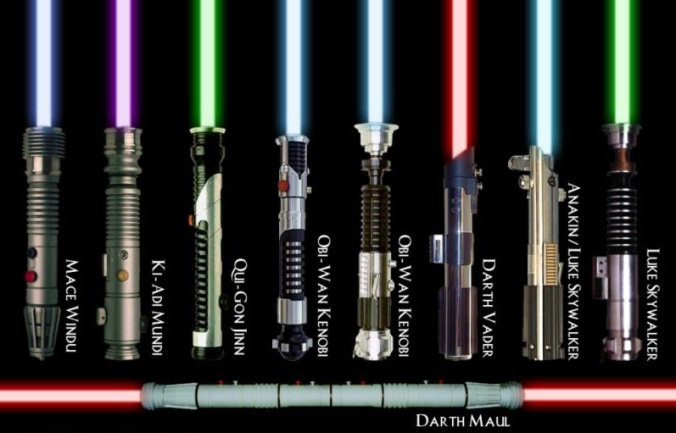 New And Improved Lightsaber 20 Diy Foam Noodle Lightsabers May