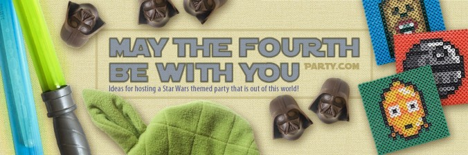 May the Fourth be with you Party maythefourthbewithyoupartyblog.com