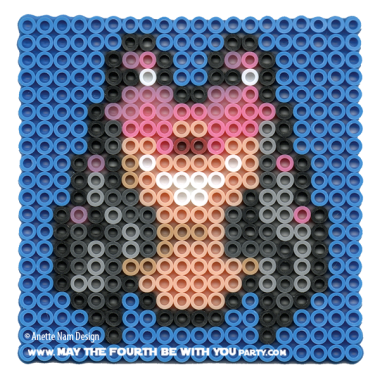 Jar Jar Binks Perler Pattern /// We add new patterns to our blog every week! Click the URL and follow us to make sure you don't miss any! /// Star Wars perler, hama bead, cross-stitch, knitting, Lego, pixel pattern /// Note: Patterns are ©, and your work must include © if posted, and can not be sold. See blog for complete ©. #pixel #pixelart #perler #perlerbeads #hama #hamabeads #starwars #crossstitch #lego #knitting #mosaic #jarjar #jarjarbinks maythefourthbewithyoupartyblog.com