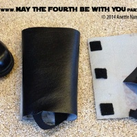 Who Shot First? (DIY Han Solo Costume)