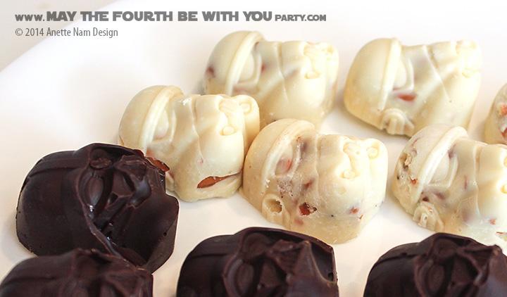 Star Wars Stormtrooper Milk Chocolate