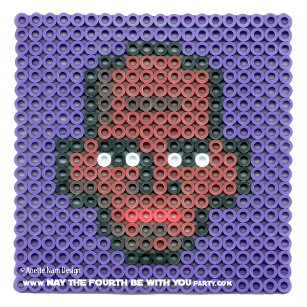 Easy mace windu instructions | Origami Yoda | 600x600
