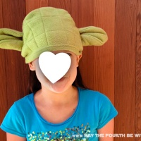 It's All in the Ears! (DIY Yoda Hat)