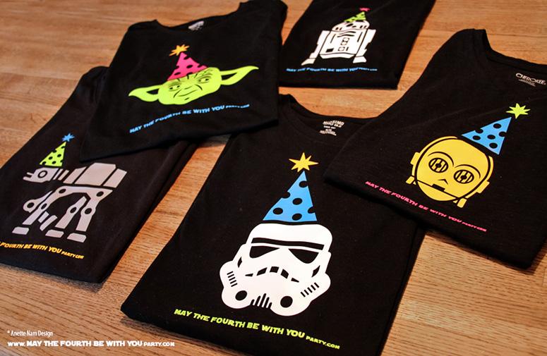 Diy Christmas Shirt May Fourth Party