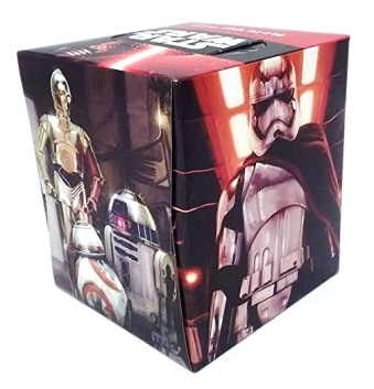 Star Wars Tissues/Tissue Cover/// Check out our blog for lots of Star Wars gift ideas /// #starwars #starwarsgift #maythefourthbewithyou #starwarsbirthday #christmaspresent #tissues #tissuecover #stormtrooper #c3po #r2d2 #captainphasma maythefourthbewithyoupartyblog.com