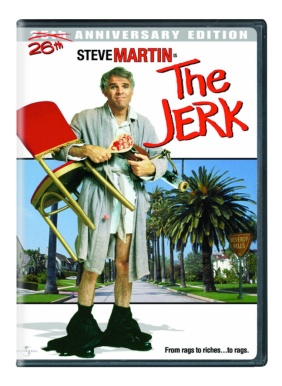 The Jerk /// Check out our blog for lots of Star Wars gift ideas /// #stevemartin #starwars #maythefourthbewithyou #christmaspresent maythefourthbewithyoupartyblog.com