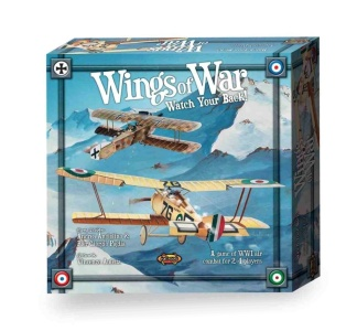 Wings of War Card and Miniatures Game /// We add new Star Wars fun on our blog every week! /// #starwars #theforceawakens #xwingminiaturesgame #boardgames #review #wingsofglory #wingsofwar/// maythefourthbewithyoupartyblog.com