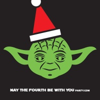 DIY Yoda Christmas Shirt