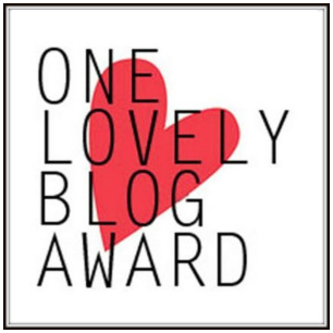 One Lovely Blog Award maythefourthbewithyoupartyblog.com