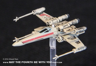 Star Wars X-Wing Miniatures Game: X-Wing /// We add new Star Wars fun on our blog every week! /// #starwars #theforceawakens #xwingminiaturesgame #boardgames #review #xwing /// maythefourthbewithyoupartyblog.com