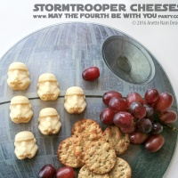 Stormtroopers are Cheesy! (Molded Cheese Stormtrooper Helmets)