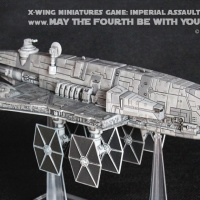 Review of X-Wing Miniatures Game - Star Wars: Rebels Expansion Packs