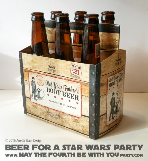 Chewbacca May The 4th Be With You: Star Wars-y Beer (Downloadables)