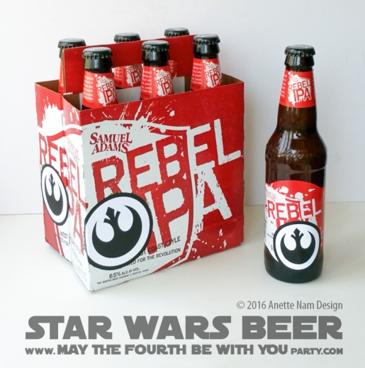 May The 4th Be With You Reddit: Star Wars-y Beer (Downloadables)