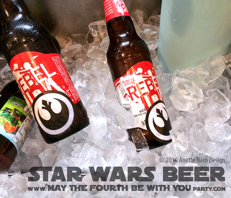 May The Fourth Be With You Wookie: Star Wars-y Beer (Downloadables)