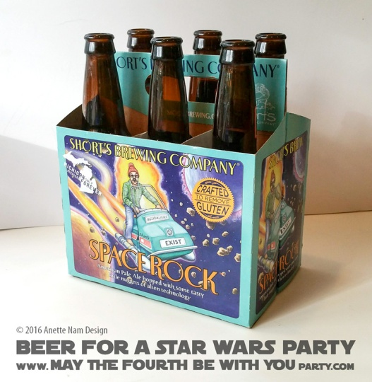 May The Fourth Be With You Recipes: Star Wars-y Beer (Downloadables)