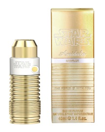 Star Wars Fragrance Amidala / We add new Star Wars fun to our blog every week! / #starwars #smell #amidala #fragrance #perfume #jedi #empire #gift #geek #lifestyleperfumes / maythefourthbewithyoupartyblog.com