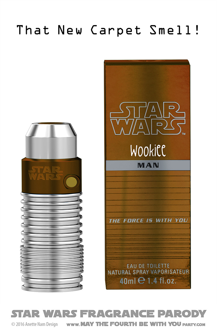 How To Get Smell Out Of Carpet >> Star Wars Fragrances I would Love to See (but maybe not smell) | May the Fourth be with You Party