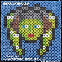 Hera Syndulla Perler Pixel Pattern