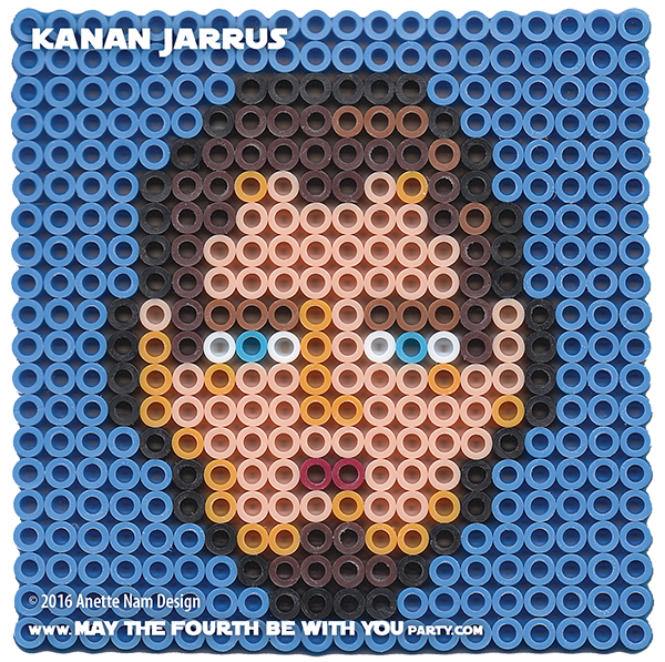 May The 4th Be With You Reddit: Perler Beads/Cross Stitch/Pixel Patterns