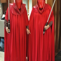 Seeing Red! (DIY Imperial [Red] Guard Costume)