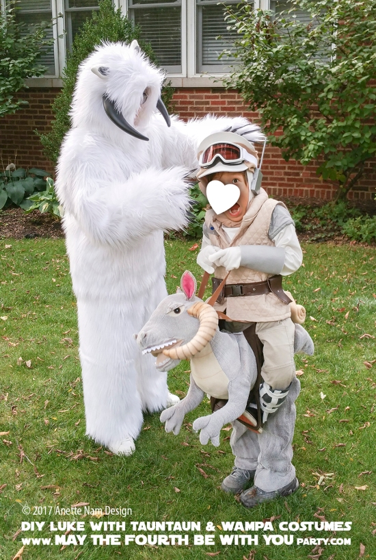 Luke attacked by wampa